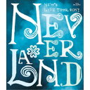 NEWS/NEWS LIVE TOUR 2017 NEVERLAND《通常版》 【Blu-ray】