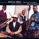爵士 - リチュアル・トリオ feat.ファラオ・サンダース/アフリカ・アンド・ザ・ブルース 【CD】