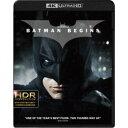 バットマン ビギンズ UltraHD 【Blu-ray】