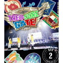 THE IDOLM@STER SideM 4th STAGE 〜TRE@SURE GATE〜 LIVE Blu-ray DAY2 DREAM PASSPORT 【Blu-ray】