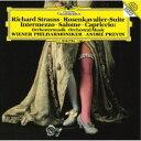 Orchestral Music - アンドレ・プレヴィン/R.シュトラウス:楽劇≪ばらの騎士≫組曲 <サロメの踊り><月の光の音楽>他 【CD】