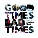 【送料無料】カルメン・マキ/Good Times,Bad Times 〜History of Carmen Maki〜 【CD】