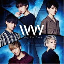 IVVY/Baby I'm Back《Type-B》 【CD】