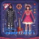 UNDER17/美少女ゲームソングに愛を! 【CD】