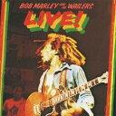 ボブ・マーリー&ザ・ウェイラーズ/ライヴ +1 【CD】