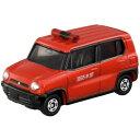 トミカ No.106 スズキ ハスラー 消防指令車(BP)おもちゃ こども 子供 男の子 ミニカー 車 くるま 3歳