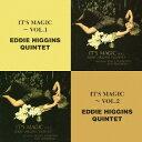 Jazz - エディ・ヒギンズ&スコット・ハミルトン&ケン・ペプロフスキー/イッツ・マジック〜vol.1/イッツ・マジック〜vol.2 【CD】