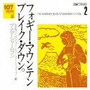ザ・ナターシャー・セブン/107 SONG BOOK Vol.2 フォギー・マウンテン・ブレイク・ダウン。 5弦バンジョー・ワーク・ショップ編 【CD】