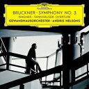 Classic - アンドリス・ネルソンス/ブルックナー:交響曲第3番 ワーグナー:歌劇≪タンホイザー≫序曲 【CD】