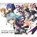 セブンスシスターズ/WORLD'S END (初回限定) 【CD+DVD】