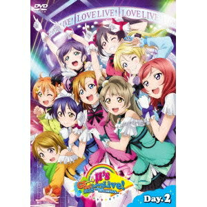 ラブライブ! μ's Go→Go! LoveLive! 2015 〜Dream Sensation!〜 DVD Day.2 【DVD】