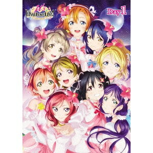 μ's/ラブライブ!μ's Final LoveLive! 〜μ'sic Forever♪♪♪♪♪♪♪♪♪〜 Day1 【DVD】