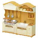ラッピング対応可◆シルバニアファミリー カー420 キッチン...