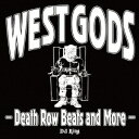 Rap, Hip-Hop - ディージェイ・リング/WEST GODS -Death Row Beats and More- 【CD】