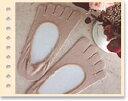 五本指 靴下 画像