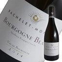 ブルゴーニュ ブラン[2014]バシュレ モノ(白ワイン
