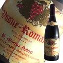 ヴォーヌロマネ[1995]ベルナール マルタン ノブレ(赤ワイン ブルゴーニュ)【02P03Dec16】
