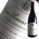 ヴォーヌロマネ1級クロ パラントゥ[2013]エマニュエル ルジェ(赤ワイン ブルゴーニュ)