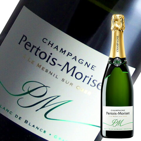 【送料無料】ブリュット ブラン ド ブラン グラン クリュ[N.V]ペルトワ モリゼ(シャンパン)【ギフトボックス】