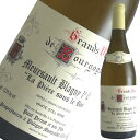 ムルソー ブラニー1級ラ ピエス スール ボワ[2012]ポール ペルノ(白ワイン ブルゴーニュ)