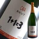 ブリュット カバ マグナム N.V 1 1 3(ウ メス ウ ファン トレス)(スパークリングワイン スペイン)1500ml