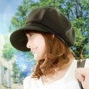 NEWクールキャスケット【UVカット率99%/可愛い/紫外線対策/つば広キャスケット帽子/NEWクール】