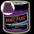 【あす楽】【送料無料】MANIC PANICマニックパニック パープルヘイズ(Purple Haze)【ヘアカラー/毛染め/髪染め/発色/艶色/安全/118ml/紫/MC11024】