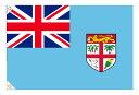 【万国旗・世界の国旗】フィジー国旗(135cm幅/エクスラン)