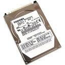 【中古】 2.5インチ IDE HDD TOSHIBA MK6034GAX 60GB 内蔵ハードディスク