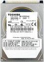 【中古】 2.5インチ IDE HDD TOSHIBA MK1032GAX 100GB 5400rpm 内蔵ハードディスク