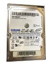 【中古】ノート用 2.5インチHDD IDE 80GB SAMSUNG MP0804H 5400RPM ATA-100 内臓HDD ハードデスク 送料無料