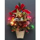 【クリスマス】2WAYデコレーションクリスマスツリー(グリーン)