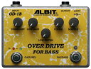ALBIT / OVERDRIVE FOR BASS OD-1B