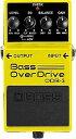 BOSS Bass Over Drive ODB-3