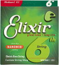 Elixir BASS NANOWEB 6th Medium C/.032