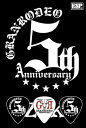 GRANRODEO 5周年記念限定ピックセット