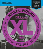 D''Addario EXL120-7