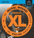 D''Addario EXL160
