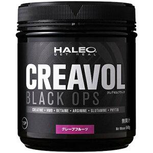 クレアボル ブラック グレープフルーツ クレアチンサプリメント