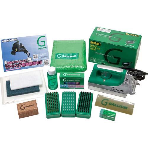ガリウム(GALLIUM) トライアルワクシングボックス JB0001