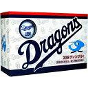 中日ドラゴンズ CHUNICHI DRAGONS ゴルフボール 6球入り ホワイト CDBA-7753 オフィシャルグッズ
