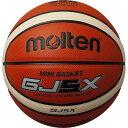 モルテン(molten) GJ5X オレンジ×クリーム 5号球 BGJ5X 【バスケ ボール 部活 ストバス バスケットボール】
