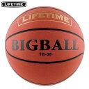 【送料無料】LIFETIME(ライフタイム) ビッグボール TB-36 【バスケットボール シュ