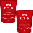 ディーエヌエス DNS レッド レボリューショナリー エナジードリンク R.E.D. REVOLUTIONARY ENERGY DRINK 320g 10L用 2袋セット D12000340909