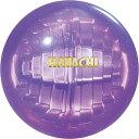 ハタチ(HATACHI) GG クリスタルボール ラン BH3801-68 パープル 【グラウンドゴルフ ボール 見つけやすい ロングコース グランドゴルフ】