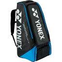 ヨネックス YONEX スタンドバッグ リュック付 ブラック/ブルー BAG1809 188
