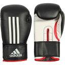 アディダス adidas エナジー Energy 100 ビギナー用 トレーニング ボクシング グローブ 12オンス ブラック ADIEBG100-BK-12