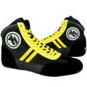 【送料無料】マーシャルワールド(MARTIAL WORLD) ボクシングシューズ・23.0cm・黒 BXS1-230-BK 【ボクシング 靴】