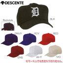 DESCENTE デサント フリーサイズオールメッシュキャップ C-553A 【野球 帽子 アクセサリー】