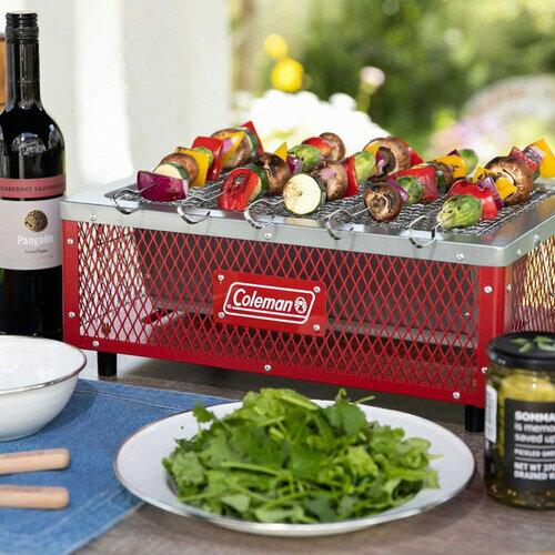 【送料無料】コールマン(Coleman) クールステージテーブルトップグリル(レッド) 1…...:esports:10241869